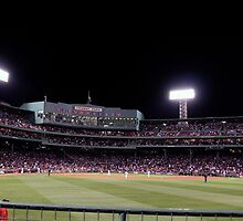 Sox at Fenway Park by TWCreation