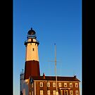 Montauk Point Light - Mountauk, New York by © Sophie Smith