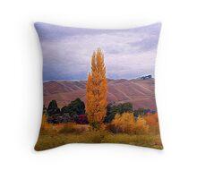 Marlborough, Wither Hills Throw Pillow