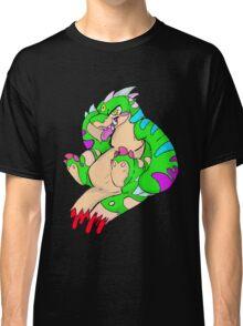 Bubble Bobble Baka Dino Classic T-Shirt