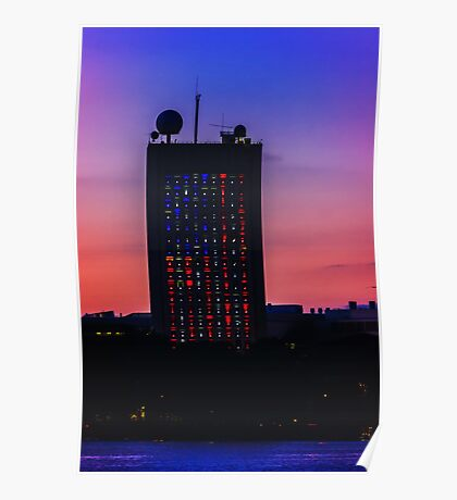 MIT remembers Poster