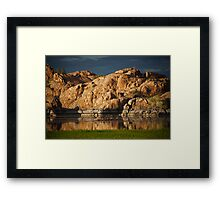 Big Light Framed Print