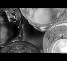 Drinking Glasses  by © Sophie W. Smith