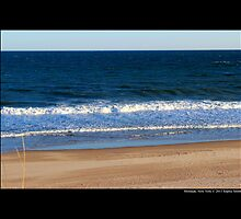 Atlantic Ocean Beach - Montauk, New York by © Sophie W. Smith