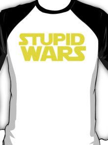 Stupid Wars T-Shirt