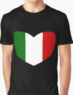 Love Italy Graphic T-Shirt