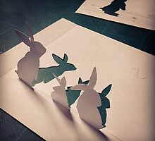 Bunnies For Jasmin-Emily by Katie Robinson