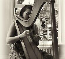 Gentle Harp by Karen E Camilleri