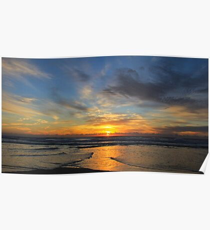 Kingscliff Sunrise Poster