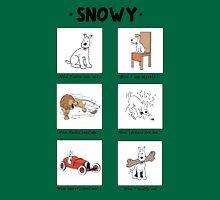Snowy Meme Unisex T-Shirt