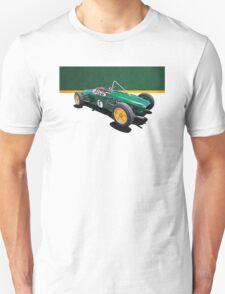 1960 Lotus 18 FJ Tee Shirt Unisex T-Shirt