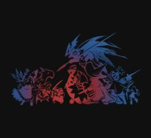 Final Fantasy Tactics The War of The Lions Revamped Logo by Hunter-Blaze