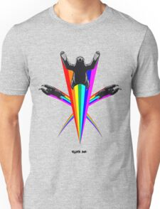 Sloth Rainbow Unisex T-Shirt