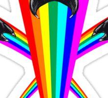 Sloth Rainbow Sticker