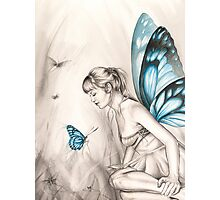 Whispering Wings Photographic Print