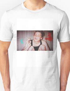 Home Alone Smoking Unisex T-Shirt
