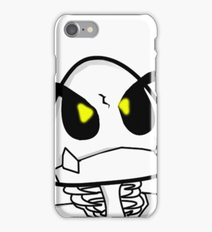 Skeleton Goomba iPhone Case/Skin
