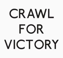 Crawl For Victory Kids Clothes