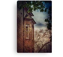 The Old Turret House Canvas Print
