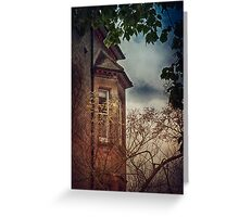 The Old Turret House Greeting Card