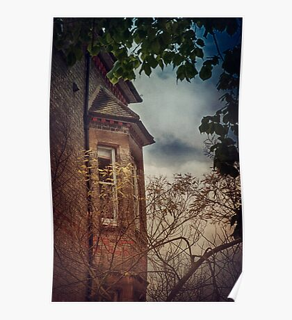 The Old Turret House Poster