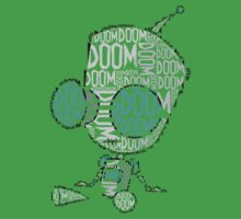 Doom Doom Doom - Gir (Filled in) by wumbobot