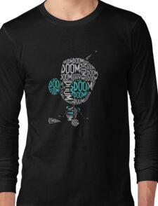 Doom Doom Doom - Gir (Filled in) Long Sleeve T-Shirt