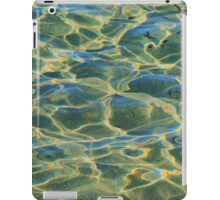 Colours of Water iPad Case/Skin