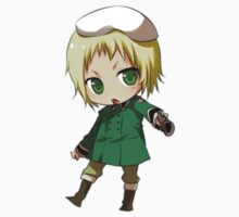 Hetalia Switzerland by banafria