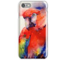 Red the Macaw IPhone Case iPhone Case/Skin