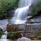 America Bay waterfall by Doug Cliff