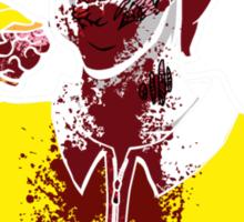 McCabre's Sticker