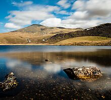 Burnmoor Tarn by David Lewins