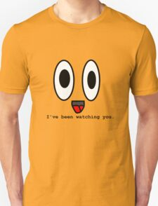 'I've been watching you.' Ghost face  Unisex T-Shirt