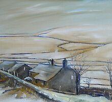 North Pennine Farm by Sue Nichol