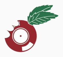 Apple Vinyl Bite - Record DJ by HOTDJGEAR
