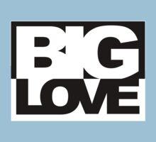 Big Love One Piece - Short Sleeve