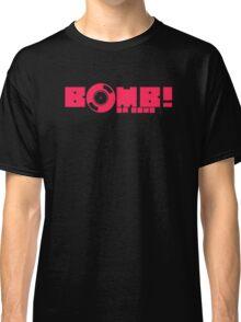 Bomb Da Bomb - Vinyl Music Classic T-Shirt