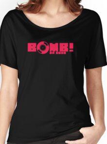 Bomb Da Bomb - Vinyl Music Women's Relaxed Fit T-Shirt