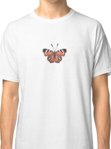 Butterfly Vinyl - Music Insect Classic T-Shirt