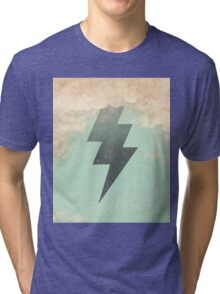 Bolt from the blue Tri-blend T-Shirt