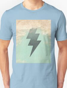 Bolt from the blue Unisex T-Shirt