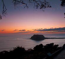 Sydney Sunrise 1 by ramanandr