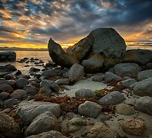 Dixons Beach Sunrise #13 by Chris Cobern