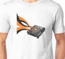 Pioneer CDJ Swirls Unisex T-Shirt