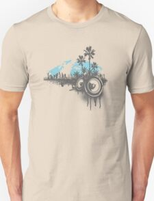 Urban City Speaker - DJ Music T-Shirt