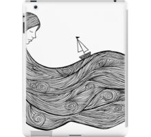 Bobbing Along iPad Case/Skin