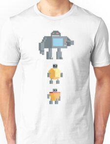 Incredible Change-Bots: Microwave Unisex T-Shirt