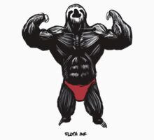 The Sloth That Lifts by Slothsy