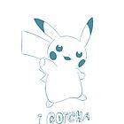 Pikachu - Gotcha - 01 by KaorieLilyse